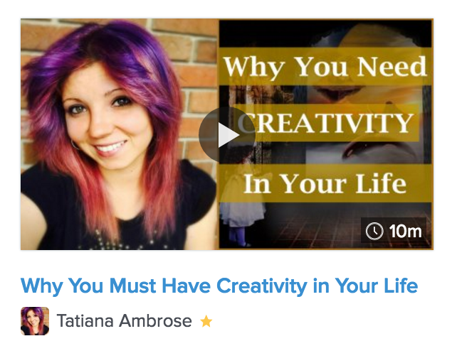 importance of creativity, why you need creativity in your life, creativity class, creative class, how to boost your creativity, creative thinking, creative ideas