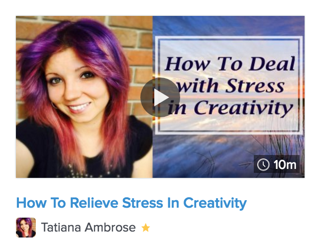 how to relieve stress in creativity, how to destress in creativity, how to relax in order to be creative, creativity class, creative class, relax in creativity, creative thinking