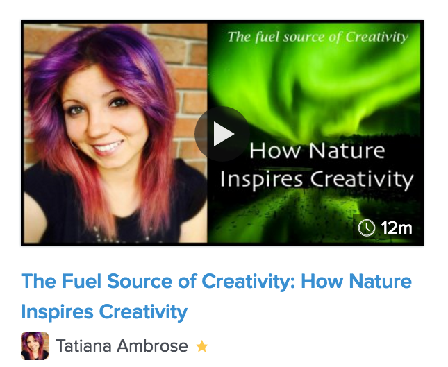 how nature inspires creativity, how natures boosts creativity, creative exercises in nature, outside creative exercises, creative thinking outside, creativity class, creative class, be more creative, natures creativity, how to be more creative
