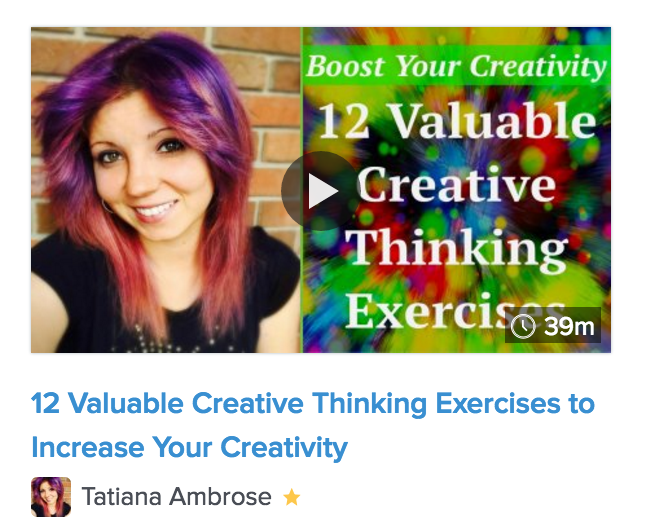 be more creative, how to increase creativity, creative exercises, easy creative exercises at home, maximize creativity