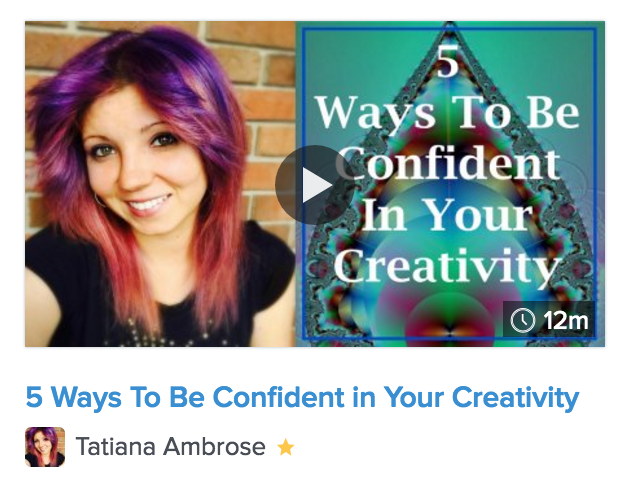 be more confident, boost confidence, stop doubting yourself, creative boost, creativity